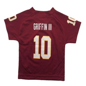 ONETOW Washington Redskins Robert Griffin III NFL Team Apparel Toddler Replica Football Jerse