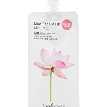 Lotus Mud Face Mask