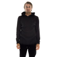 Tribute Hooded Knit - Black