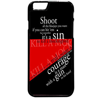 To Kill A Mockingbird For iPhone 6 Plus Case *ST*