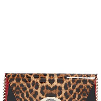 Christian Louboutin 'Vero Dodat' Patent Clutch | Nordstrom