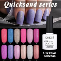 Colorful Matte High Quality Quick Dry Transparent Color Nail Polish