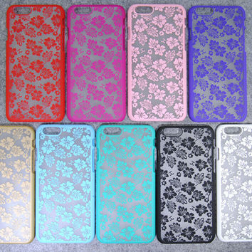 Retro Lucky Four-leaf Clover Case Cover for iPhone 5s 6 6s Plus Gift 21