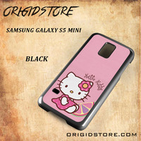 Hello Kitty Pink Lemon For Samsung Galaxy S5 Mini - Gift Present Multiple Choice