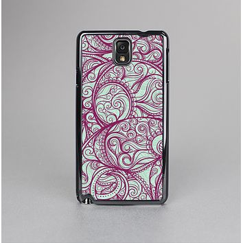 The Vector Purple Thin Laced Skin-Sert Case for the Samsung Galaxy Note 3