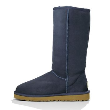 UGG Australia for Women: Classic Tall Navy Boots