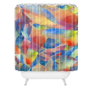 Jacqueline Maldonado This Is What Your Missing Shower Curtain