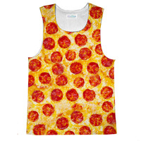 Party Pizza Loose Tank