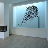 Wall Decal Jellyfish Extra Large Vi.. on Luulla