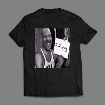 LAVAR BALL PARODY OF WILT CHAMBERLIN'S 100 PTS IN A GAME T-SHIRT