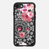 HAPPY SPRING VINTAGE & LACE by Monika Strigel iPhone 7 Hülle by Monika Strigel | Casetify