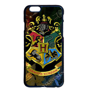 Harry Potter Hogwarts School Hard Phone Case Cover for Samsung Galaxy S2 S3 S4 S5 Mini S6 S7 S7 Edge Plus Note 2 3 4 5