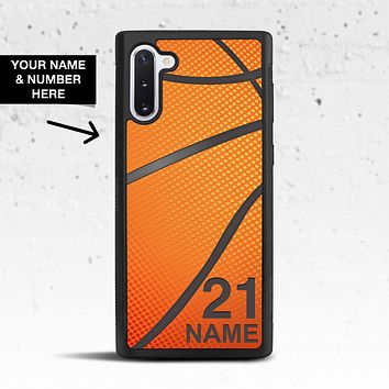 Basketball Case for Samsung Galaxy S & Note
