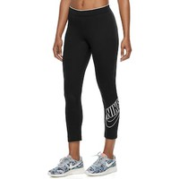 Women's Nike Futura Graphic 3/4 Tights | null