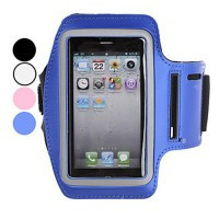 High Quality Sports Armband for iPhone 5/5S (Assorted Colors)(Pink) - Default