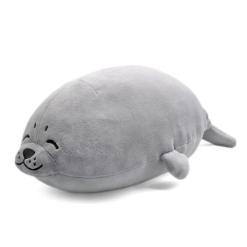 Joyshop Stuffed Seal Plush Pillow Toy