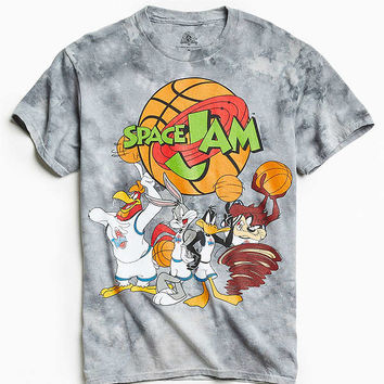 Space Jam Dye Tee | Urban Outfitters