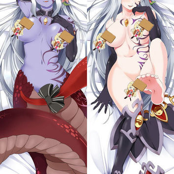 New Monster Girl Quest Alice Fix Anime Dakimakura Japanese Pillow Cover MGF2018- H2425