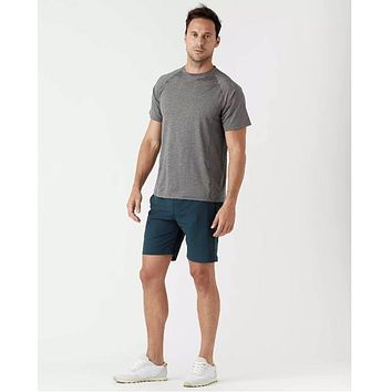Olivers - All Over Lined Spruce Shorts