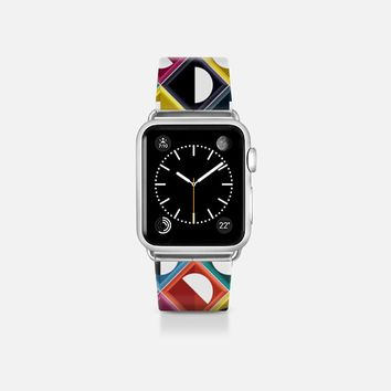 diamond moon apple watch band  Apple Watch Band (38mm)  by Sharon Turner | Casetify