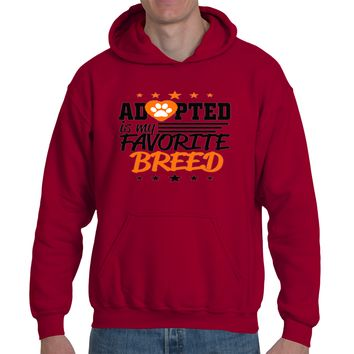 Favorite Breed | Heavy Blend™ Fleece Hoodie | Underground Statements
