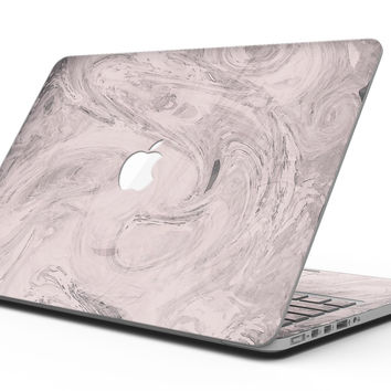Slate Marble Surface V19 - MacBook Pro with Retina Display Full-Coverage Skin Kit
