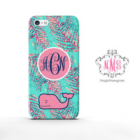 Strafruit Lush Lilly Pulitzer and Vineyard Vines Monogram iPhone 6s Case, iPhone 6 Case Series