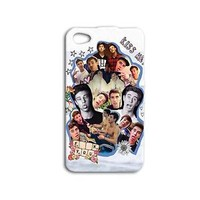 Cute Best Friend Case Nash Grier Cameron Dallas Cover iPhone iPod Cool White Fun
