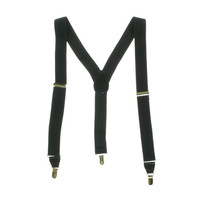 Club Room Mens Adjustable Clip On Y Shape Suspenders