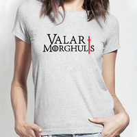 Valar Morghulis Games of Thrones T-shirt