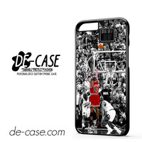 Michael Jordan Shot In NBA For Iphone 6 Iphone 6S Iphone 6 Plus Iphone 6S Plus Case Phone Case Gift Present