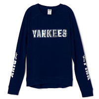 New York Yankees High/Low Perfect Crew - PINK - Victoria's Secret