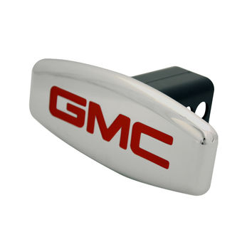 Gmc Trailer Hitch Cover, Cool Tow Truck Hitch Cover Plug (2 Inch And 1-1/4 Inch)