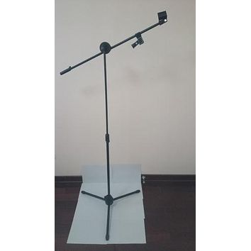Professional Stage Studio Tripod Microphone Stand Adjustable Boom music