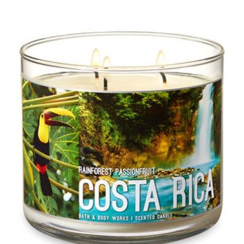 RAINFOREST PASSIONFRUIT3-Wick Candle