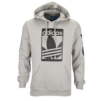 adidas Originals Street Graphic Pull Over Hoodie - Men's at Foot Locker