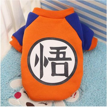 Dog Clothes Soft Cotton