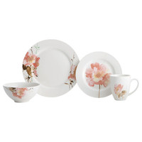 Oneida Amore 16 Piece Dinnerware Collection & Reviews | Wayfair