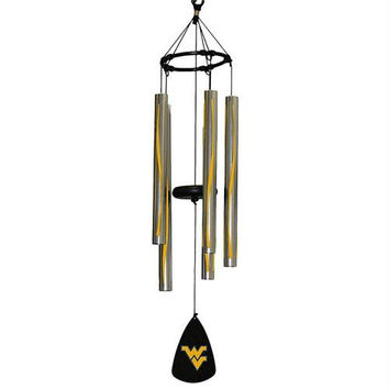 Patio Wind Chime - NCAA West Virginia Mountaineers