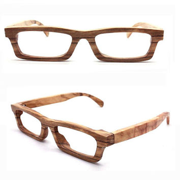 LOVE-WOOD handmade oliver wood eyeglasses glasses