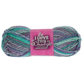 I Love This Chunky Yarn | Hobby Lobby