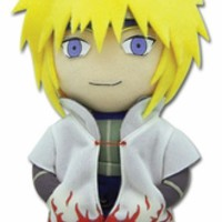 Naruto: Shippuden Plush: Fourth Hokage