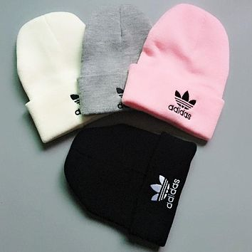 """Adidas"" Women Fashion Knitting Cap"