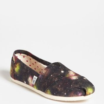 TOMS 'Classic - Black Nebula' Slip-On (Women) (Exclusive Color) | Nordstrom