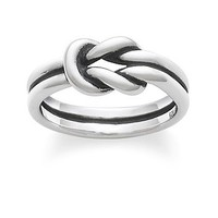 Lovers' Knot Ring: James Avery
