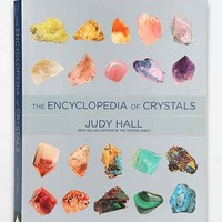 Encyclopedia Of Crystals By Judy Hall - Assorted One