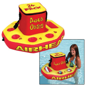 AIRHEAD Aqua Oasis Floating Cooler