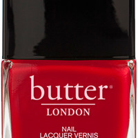 Bright Red Nail Polish – Come to Bed Red : butter LONDON