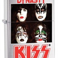 Zippo Kiss Pocket Lighter