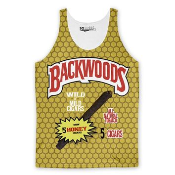 Honey Backwoods Tank Top